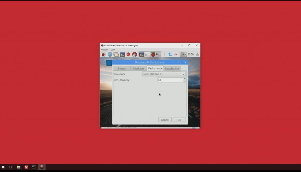 Raspberry Pi Emulator for Windows 10 - TechWizTime